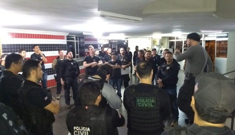 Operação Área Leste Segura III, resulta na condução de 19 suspeitos, onde 16 foram encaminhadas ao Complexo Penitenciário