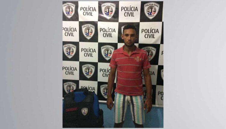 Polícia Civil prende suspeito de latrocínio em Bacabal