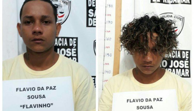 Polícia Civil cumpre mandado de prisão em São José de Ribamar