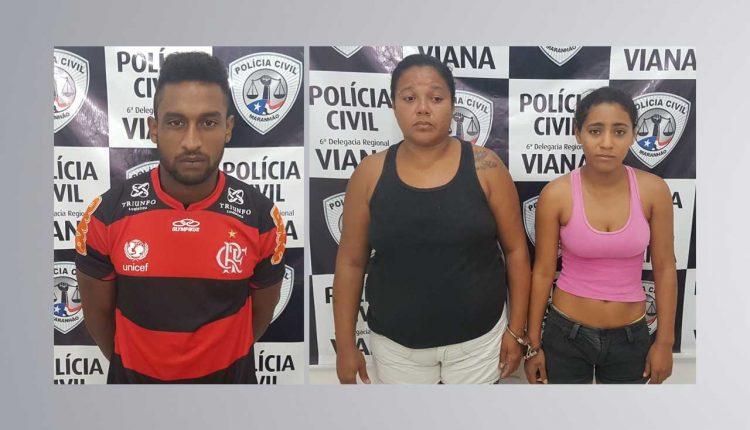 Polícia Civil elucida homicídio ocorrido na cidade de Viana
