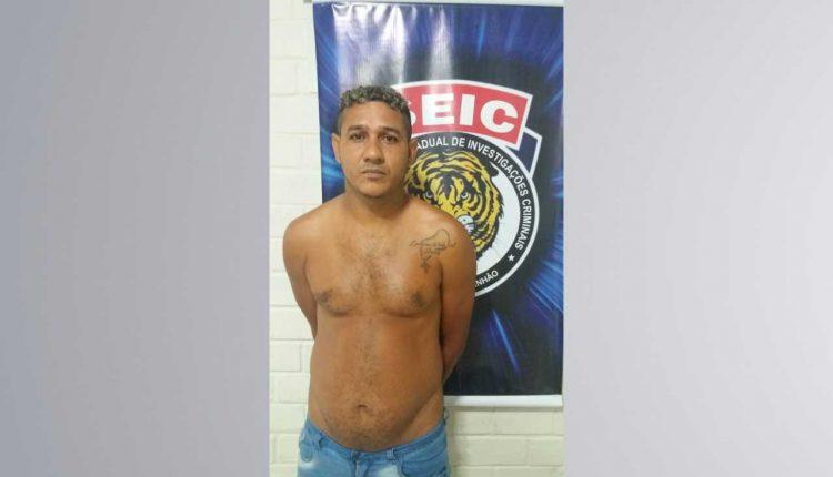 Líder de facção criminosa é preso pela Polícia Civil em São Luís