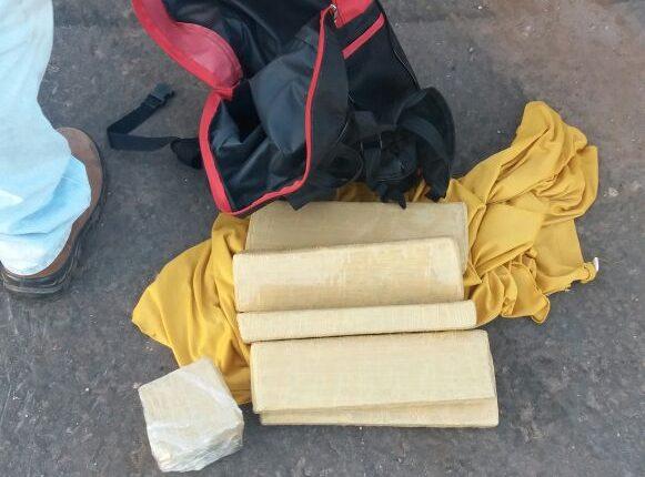 Polícia Civil prende mulher transportando 5 quilos maconha em Imperatriz