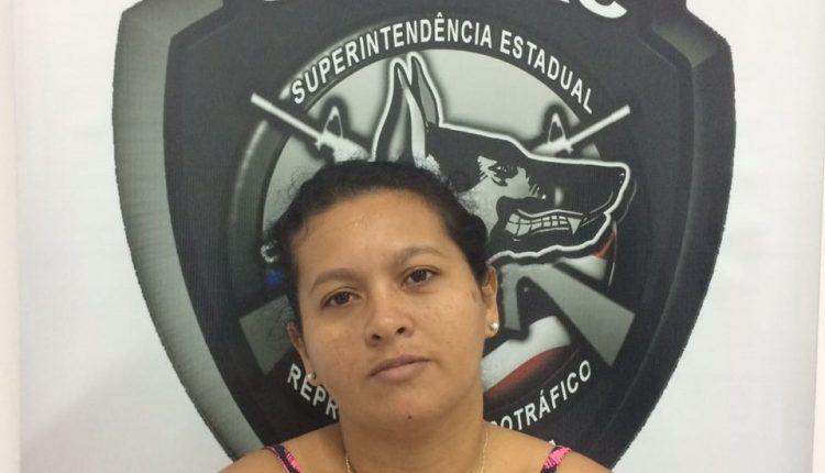 Polícia Civil prende dois acusados por envolvimento com o tráfico de entorpecentes