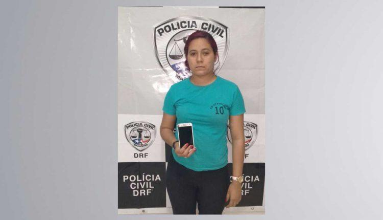Polícia Civil prende mulher suspeita de integrar quadrilha especializada em assaltar residências em São Luís