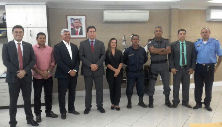 Polícia Civil participa de evento visando a recapacitação dos Guardas Municipais de Bequimão