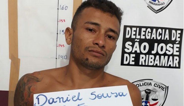 Polícia Civil prende suspeito de cometer homicídio em São José de Ribamar