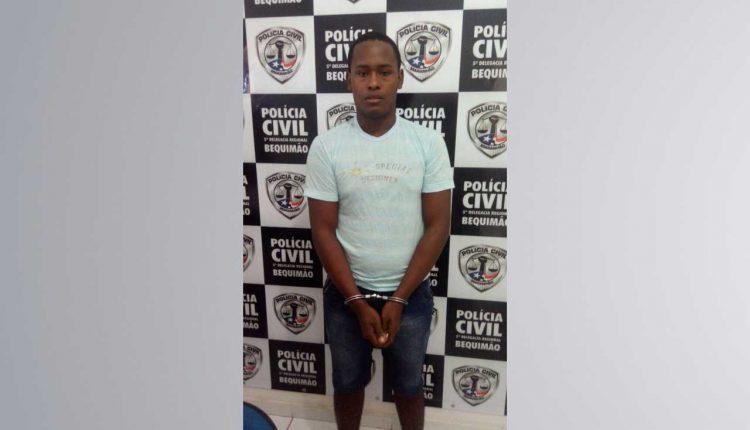 Polícia Civil do Maranhão prende suspeito de ser curador do jogo Baleia Azul na cidade de Bequimão