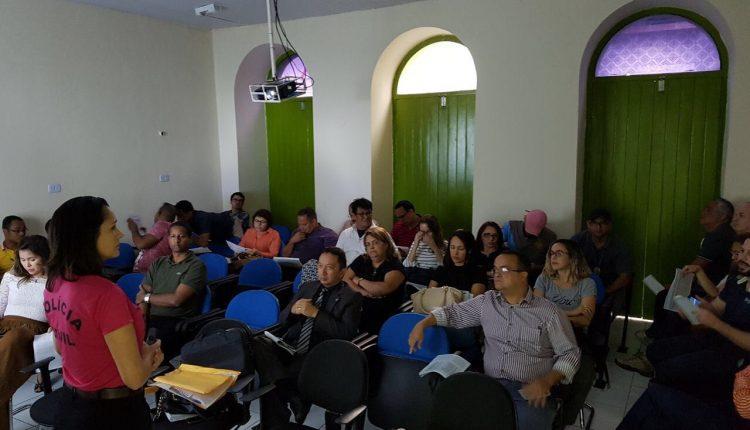 Polícia Civil promove seminário de enfrentamento ao Feminicídio