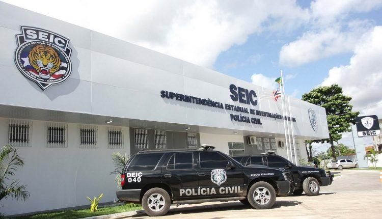 """Produtividade da polícia é fruto dos investimentos"", afirma superintende da SEIC, Tiago Bardal"