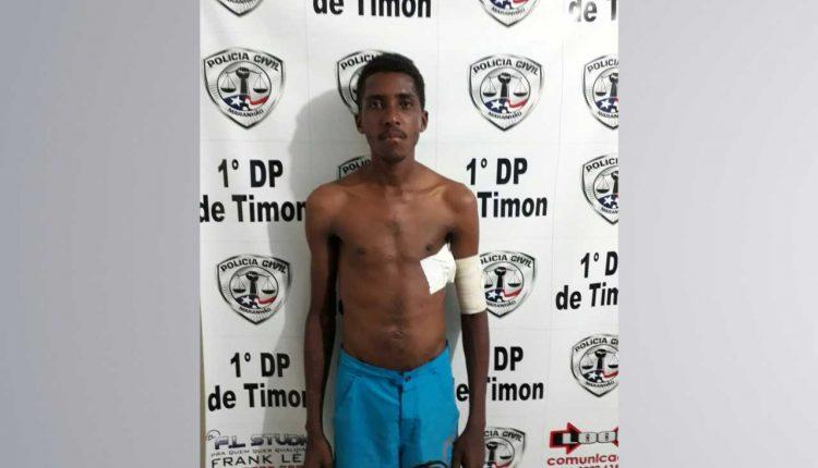 Timon: Homem é preso pela Polícia Civil por tentativa de homicídio
