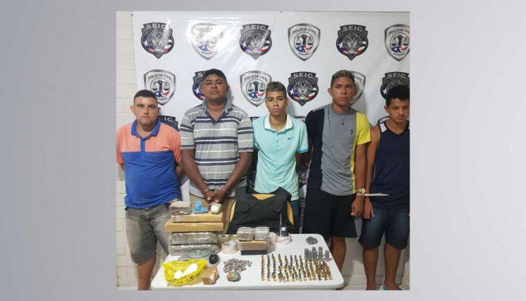 Polícia Civil neutraliza integrantes de organização criminosa com atuação em zona rural de São Luís