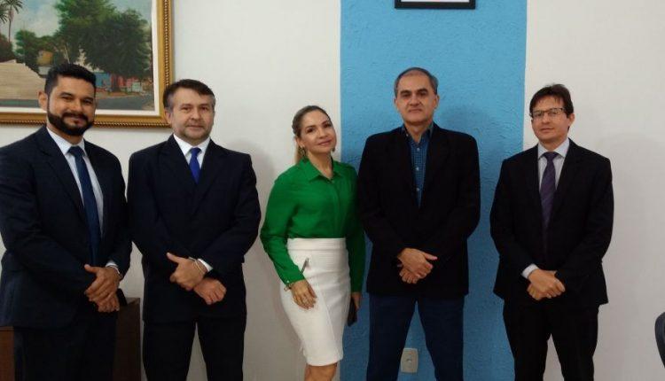 Acadepol recebe visita da Corregedora Geral do Estado