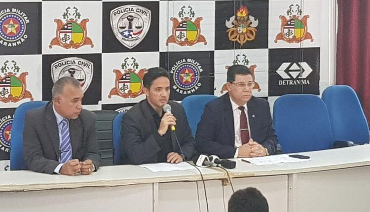 POLÍCIA CIVIL ANUNCIA ESQUEMA DE SEGURANÇA NAS DELEGACIAS DA CAPITAL E NO INTERIOR DURANTE O CARNAVAL DO MARANHÃO