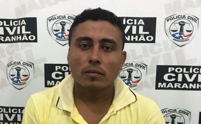 Suspeito de feminicídio é preso pela Polícia Civil na cidade de Viana
