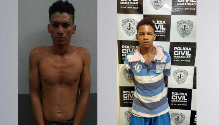 Ações da Polícia Civil prendem suspeitos de crimes em São Luís e Imperatriz
