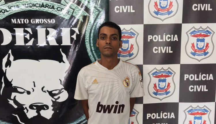 Falso médico que atuou no Maranhão é preso pela Polícia Civil em Mato Grosso