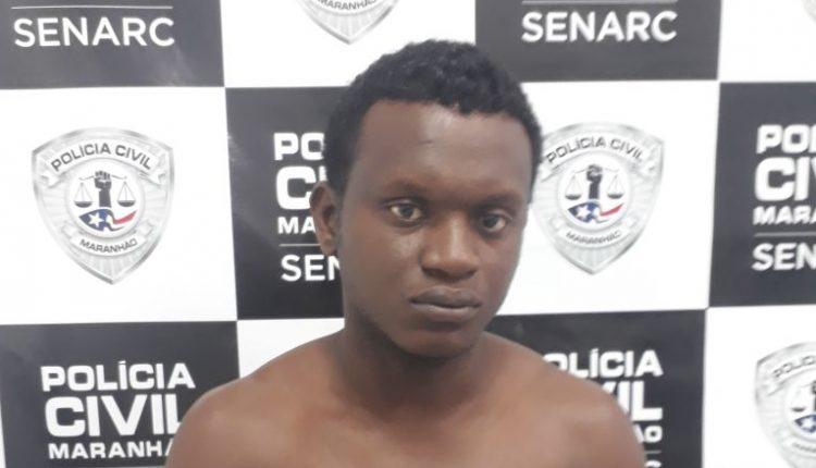 SENARC PRENDE TRAFICANTE E CUMPRE MANDADO DE PRISÃO EM SEU DESFAVOR NA CAPITAL