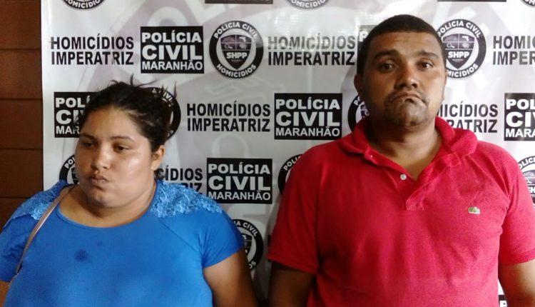 POLÍCIA CIVIL PRENDE CASAL POR TRÁFICO DE DROGAS E PORTE ILEGAL DE ARMA