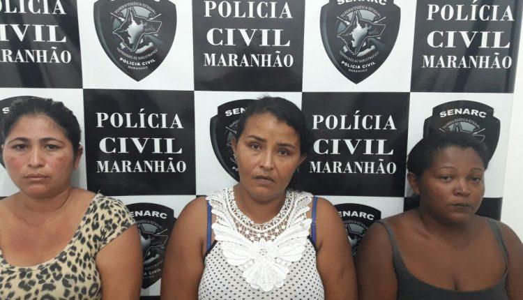 POLÍCIA CIVIL: SENARC PRENDE TRIO POR TRÁFICO DE DROGAS EM TIMON