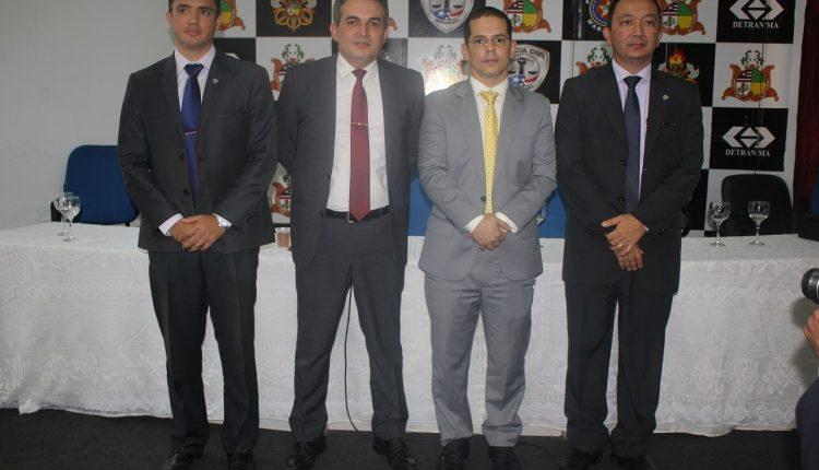 Breno Galdino é empossado como o novo Superintendente de Polícia Civil da Capital (SPCC)