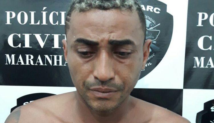 SENARC UNIDADE DE TIMON, PRENDE FORAGIDO DA JUSTIÇA, SUPREENDIDO COM DROGAS E ARMA DE FOGO