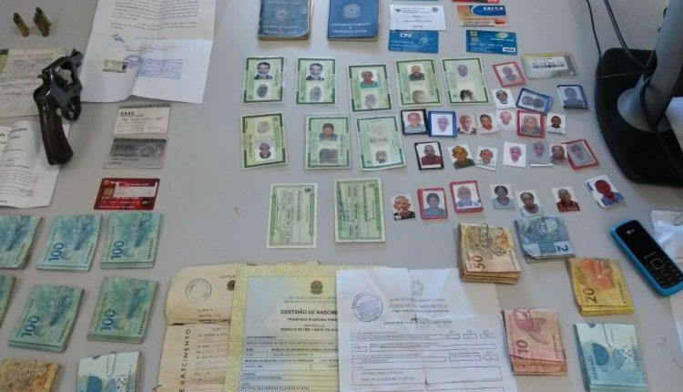Polícia Civil neutraliza dupla suspeita de falsificar documentos para fraudes previdenciárias em Caxias