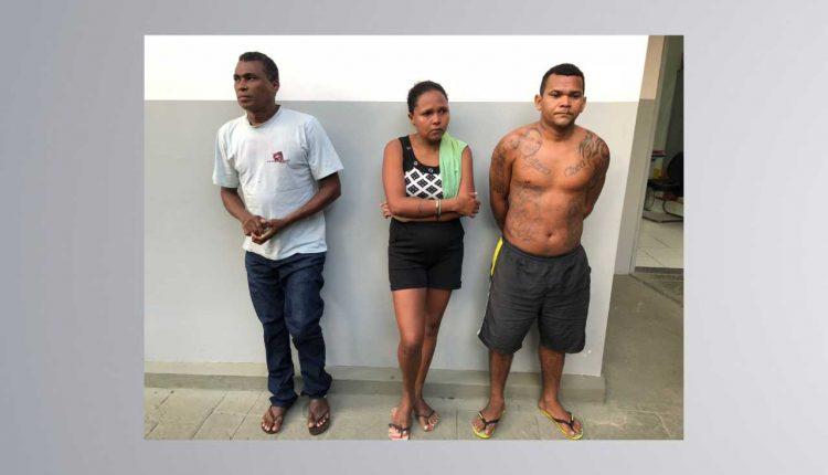 Operação Leste Seguro da Polícia Civil, resulta em prisões e apreensões em Ribamar