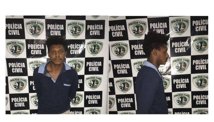 POLÍCIA CIVIL DE SANTA LUZIA DO PARUÁ PRENDE INDIVÍDUO ACUSADO DE TENTATIVA ESTUPRO