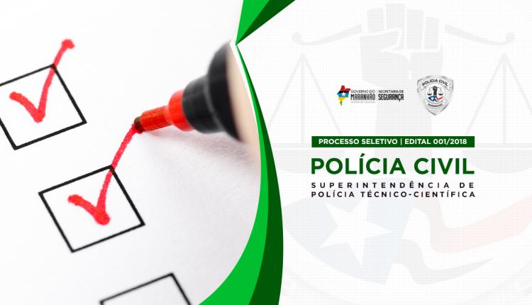 EDITAL Nº 001/2018 – PROCESSO SELETIVO SIMPLIFICADO – SPTC