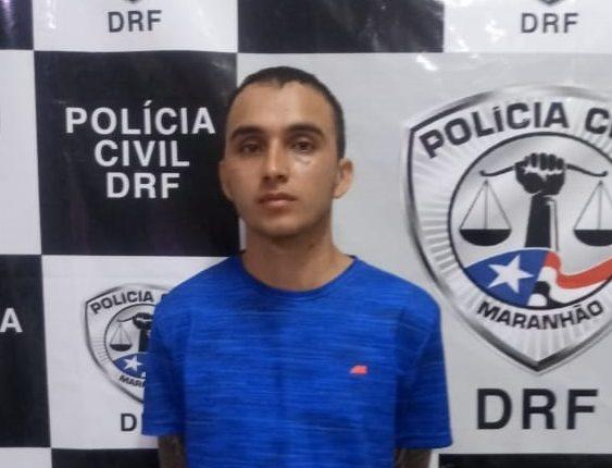 4º DP – POLÍCIA CIVIL PRENDE UM DOS ENVOLVIDOS SUSPEITO NO ASSALTO AO SUPERMERCADO MATEUS EM SÃO LUÍS.