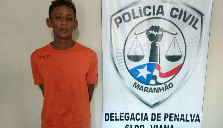 POLÍCIA CIVIL TIRA DE CIRCULAÇÃO SUSPEITO DE SER UM DOS MAIORES ASSALTANTES DE RESIDÊNCIA DA CIDADE DE PENALVA