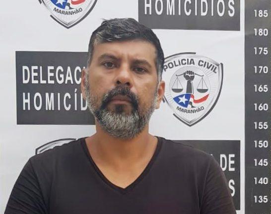 HOMICIDIO: POLÍCIA CIVIL PRENDE CUMPRE MANDADO DE PRISÃO CONDENATÓRIA EM SÃO LUÍS