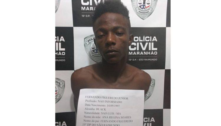 POLÍCIA CIVIL-MA DEFLAGRA OPERAÇÃO E PRENDE SUSPEITO DE LATROCÍNIO COMETIDO CONTRA TAXISTA, SÃO LUÍS/MA