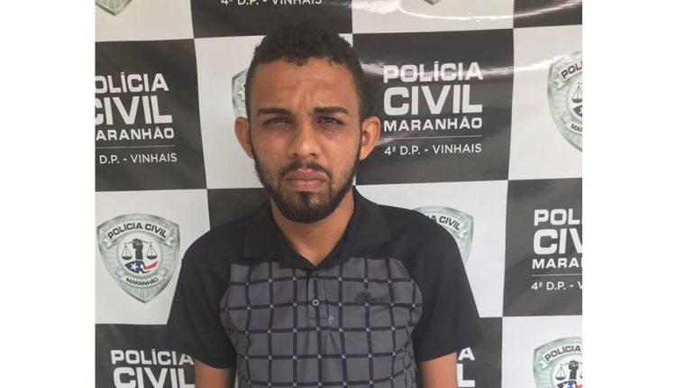 POLÍCIA CIVIL PRENDE SUSPEITO DE INTEGRAR ASSOCIAÇÃO CRIMINOSA EM SÃO LUÍS
