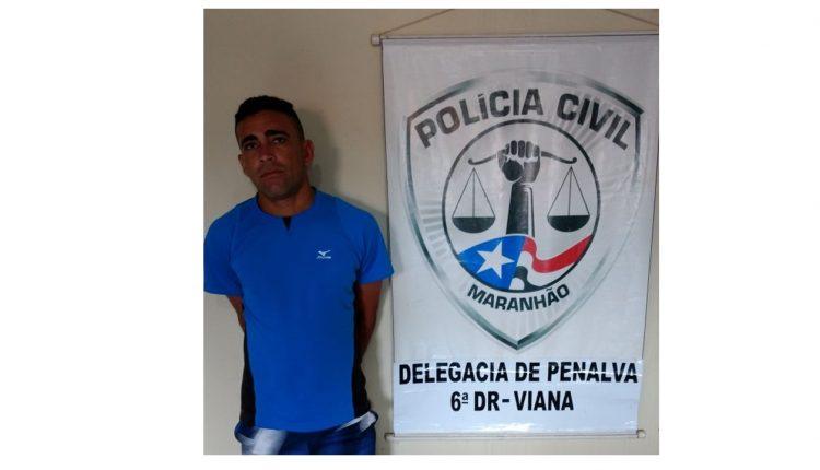 TRÁFICO DE DROGAS: HOMEM É PRESO PELA POLÍCIA CIVIL NO MUNICÍPIO DE PENALVA
