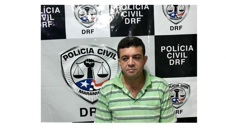 Polícia Civil cumpre mandado de prisão de arrombador de veículos na capital.