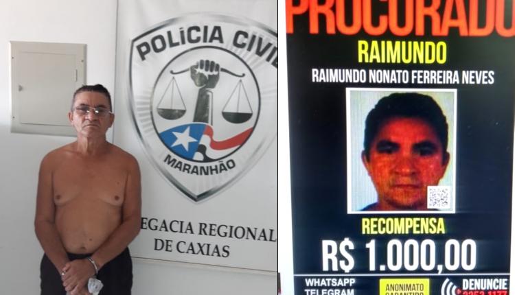 POLÍCIA CIVIL CUMPRE MANDADO DE PRISÃO NO INTERIOR DO ESTADO