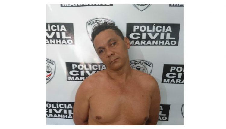 Polícia Civil do Maranhão prende acusado de estupro de vulnerável, praticado em Montes Altos