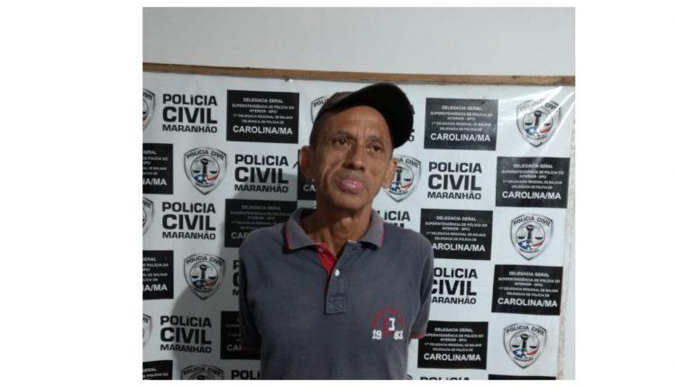 OPERAÇÃO CONJUNTA DAS POLICIAS CIVIL E MILITAR DO MARANHÃO PRENDE SUSPEITO DE TRÁFICO DE DROGAS EM CAROLINA