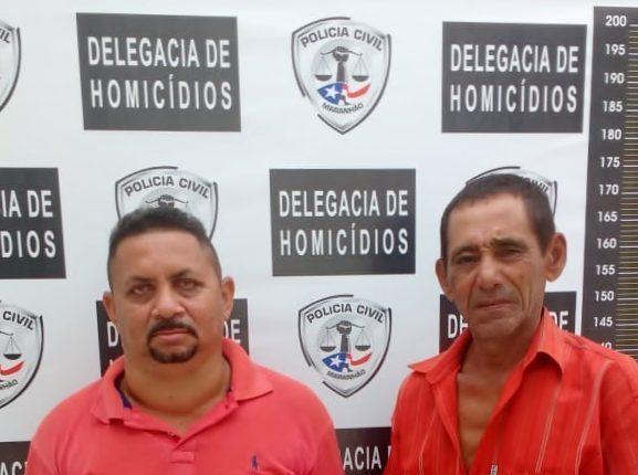 POLÍCIA CIVIL DO MARANHÃO PRENDE DUPLA ACUSADA DE HOMICÍDIO NA CAPITAL