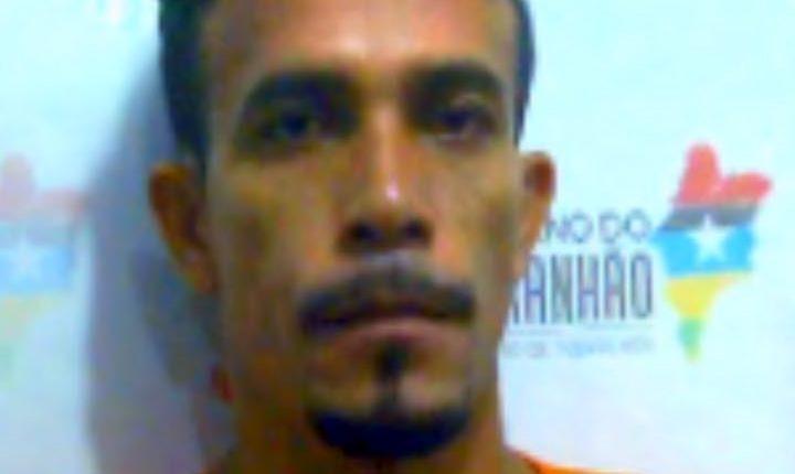 POLÍCIA CIVIL DO MARANHÃO PRENDE FORAGIDO DA JUSTIÇA NO BAIRRO DE PEDRINHAS