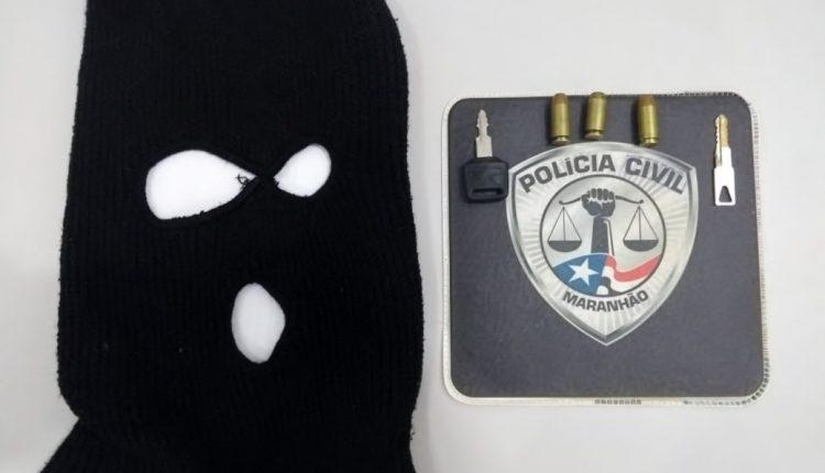 POLÍCIA CIVIL POR MEIO DA DELEGACIA REGIONAL DE CAXIAS CUMPRE MANDADO DE BUSCA E APREENSÃO.