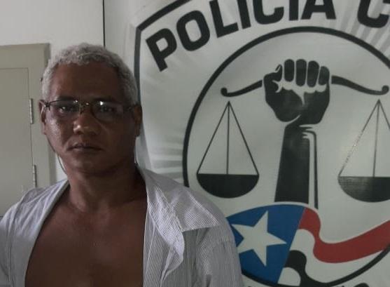 Condenado por Estupro é preso em Caxias