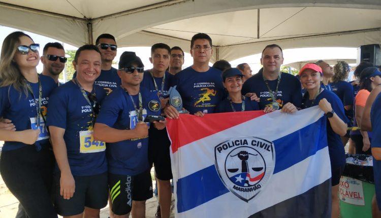 Secretário Jefferson Portela  participa da abertura da 1ª corrida  DELEGADO STÊNIO MENDONÇA