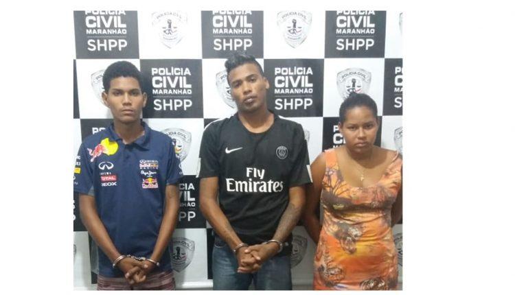 POLÍCIA CIVIL CUMPRE MANDADOS DE PRISÃO PELO CRIME DE LATROCINIO EM SÃO JOSÉ DE RIBAMAR