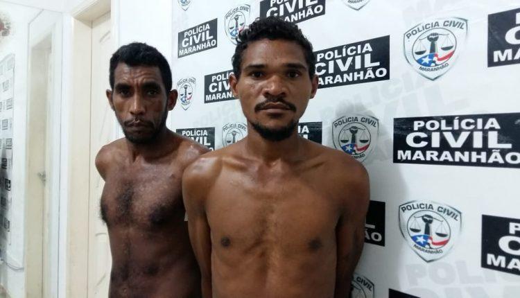 Polícia Civil cumpre mandado de prisão preventiva contra homicida em Itapecuru Mirim.