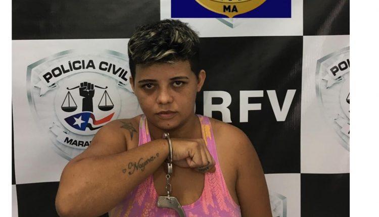 Polícia Civil cumpre mandado de prisão de assaltante de aplicativo em São Luís