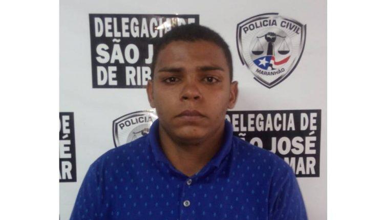 POLÍCIA CIVIL CUMPRE MANDADO DE PRISÃO POR TENTATIVA DE HOMICÍDIO EM SÃO JOSÉ DE RIBAMAR