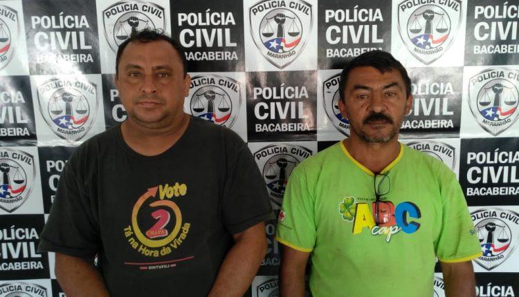 POLÍCIA CIVIL AUTUA EM FLAGRANTE DELITO INDIVÍDUOS QUE FURTAVAM TRILHOS DA MALHA FERROVIÁRIA DA EMPRESA VALE