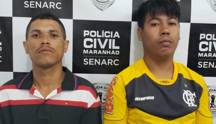 POLÍCIA CIVIL POR MEIO DA SENARC, PRENDE TRAFICANTES NO BAIRRO SÃO FRANCISCO NA CAPITAL